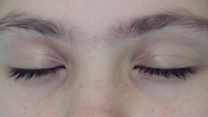 Eyes Stock Footage