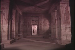 Egyptian Art 3 Stock Footage