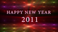 Happy NewYear 01 Stock Footage