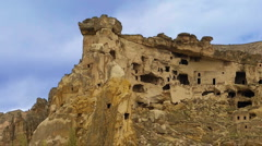 Cappadocia turkey nature fairy chimney miracle holiday tourism 3 Stock Footage