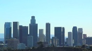Stock Video Footage of DOWNTOWN LOS ANGELES A4