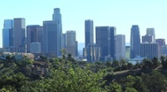 Stock Video Footage of DOWNTOWN LOS ANGELES A2