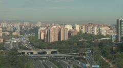 Madrid - stock footage