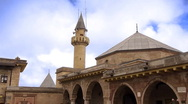 Stock Video Footage of house of-haci-bektas-veli-anatolian-town-mosque-house-islam-sufism-2 HD