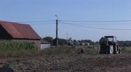 Farmer agriculture belgium Stock Footage