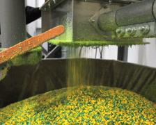 Industrial Plastic Creation 2 - stock footage