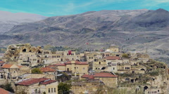 Cappadocia turkey nature fairy chimney miracle holiday tourism 11 Stock Footage