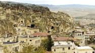 Cappadocia turkey nature fairy chimney miracle holiday tourism 12 Stock Footage