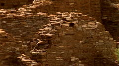 Chaco Canyon, New Mexico - stock footage
