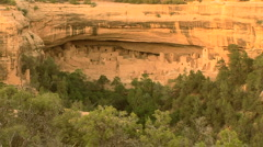 Mesa Verde National Park - stock footage