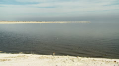 Salton Sea - stock footage