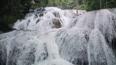Sulawesi Waterfall Stock Footage
