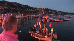 Ville Franche-004 - stock footage