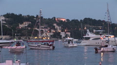 Ville Franche-006 Stock Footage