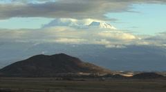 CA Mount Shasta  - stock footage