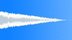 Aggressive impact explosion Sound Effect