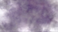 Purple smoke and steam in space,ghost.  clouds,storms,desert,dirty,boiling,parti Stock Footage