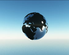 Earth anim Stock Footage