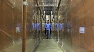 Warehouse Supervisor 4 Stock Footage