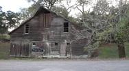 Historic Barn 0885 Stock Footage