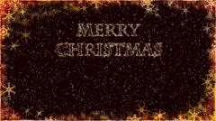Christmas Card - Christmas 32 (HD) - English Stock Footage