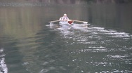 Rowboat   Stock Footage