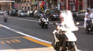 Italy - Campania - Naples Stock Footage