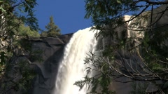 Yosemite National Park Stock Footage