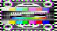 Stock Video Footage of TV Noise Full HD