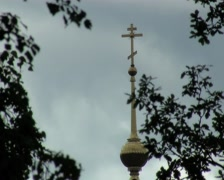 Church, Orthodoxy - stock footage