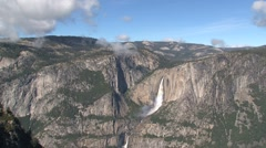 Yosemite National Park Time-lapse Stock Footage