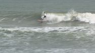 Stock Video Footage of Costa Rica surfers