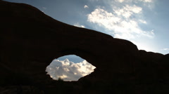 Arches NP - stock footage