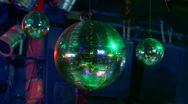 Stock Video Footage of Disco 03