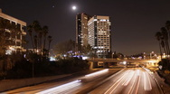 Stock Video Footage of Burbank Timelapse 1