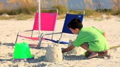 Childhood Learning & Fun - stock footage