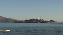 Alcatraz, San Francisco, United States Stock Footage