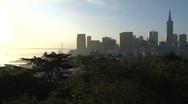 Skyline San Francisco Stock Footage