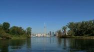 Skyline Toronto, Canada Stock Footage