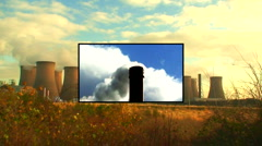 Alternative energy montage 2 - stock footage