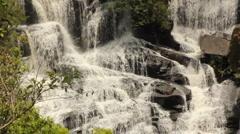 White rapids Stock Footage