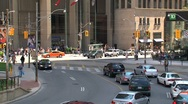 Stock Video Footage of DowntownToronto, Canada