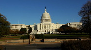 Stock Video Footage of Capitol Building 04 HD