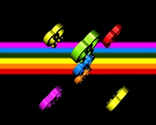 Gaygirl klone kreutz Stock Footage