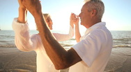 Stock Video Footage of Seniors Carefree Lifestyle
