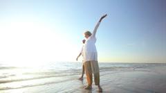 Stock Video Footage of Seniors Carefree Lifestyle