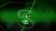 Green HD News Intro  Stock Footage