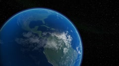 Atmosphere of the Earth Stock Footage