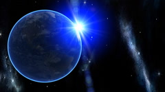 3d Earth Zoom Animation 28 Stock Footage