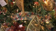 Stock Video Footage of Christmas Trees Dept Stores